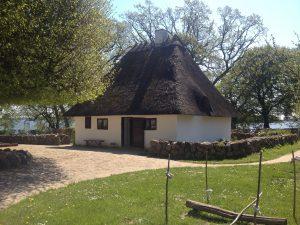 Jens Loks hus på Frilandsmuseet, Maribo