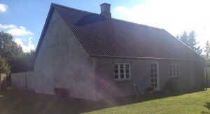 Vores hus, sommeren 2015