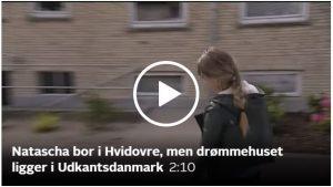 Jeg var i TV2 i forbindelse med huskøbet, for at fortælle om det usædvanlige fravalg af København - klik her for at se indslaget