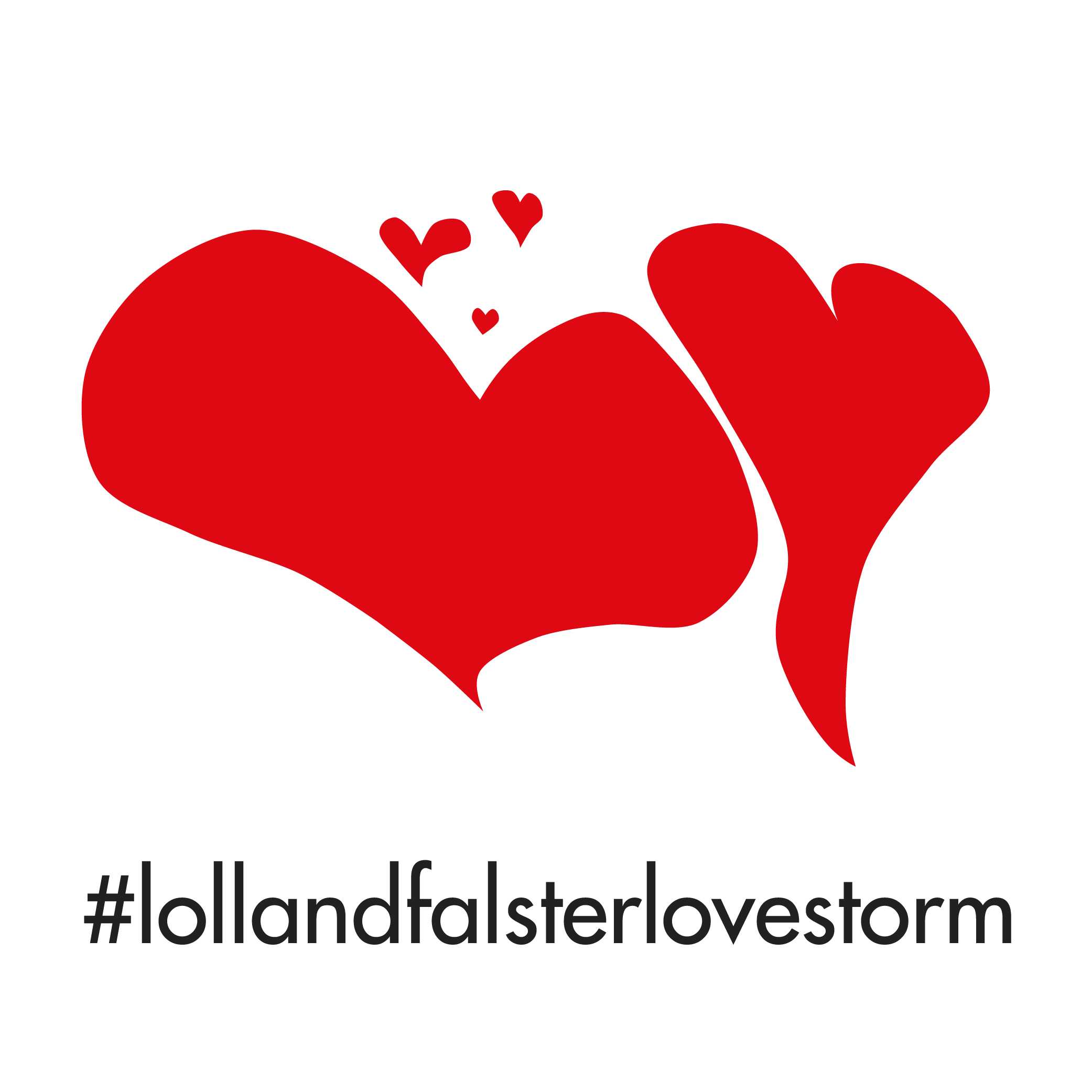 Jeg bakker op om Lolland-Falster Lovestorm